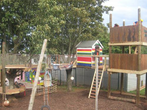 Wild Fox Adventure Playground