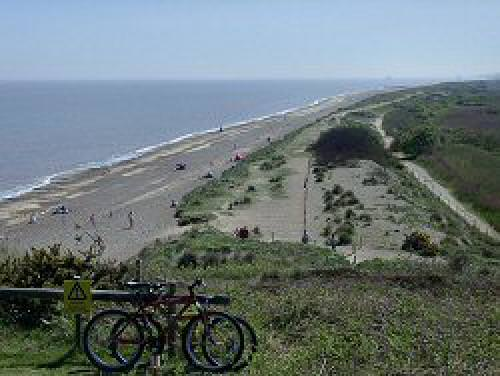 Dunwich Heath & Minsmere Beach