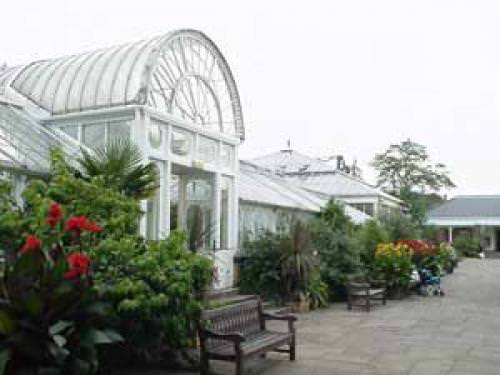 The Birmingham Botanical Gardens & Glasshouses