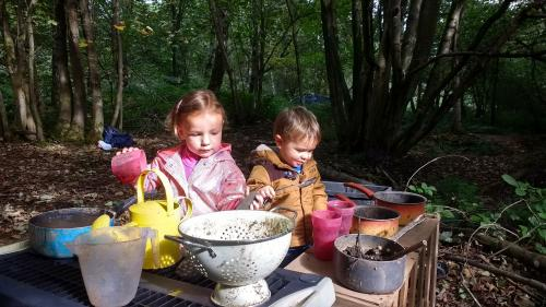 Newlands Corner: Wild Tots every Friday