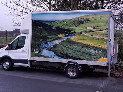 Rivers2U - The Yorkshire Dales Rivers Trust mobile classroom