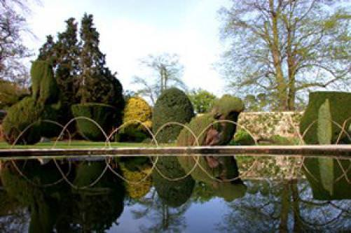 Groombridge Place Gardens and Enchanted Forests