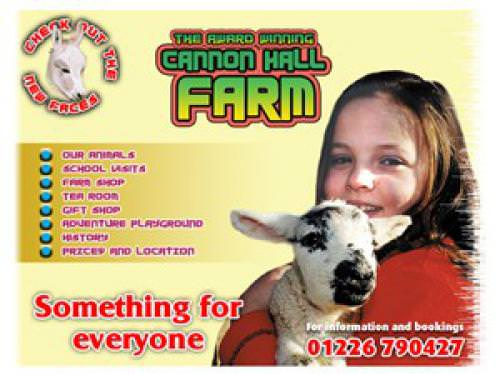 Cannon Hall Open Farm