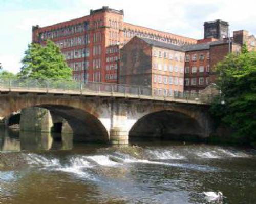 Strutt's North Mill, Belper