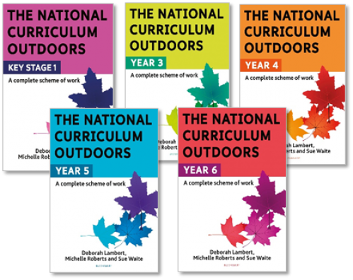 RESOURCES: The National Curriculum ... but outdoors