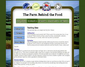 The Farm Behind the Food