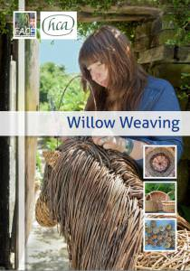 Countryside Crafts - Willow Weaving