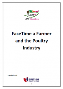 Facetime a Farmer and the Poultry Industry