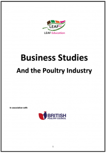 Business Studies and the Poultry Industry