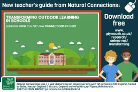 Transforming Outdoor Learning in Schools - Lessons from the Natural Connections Project