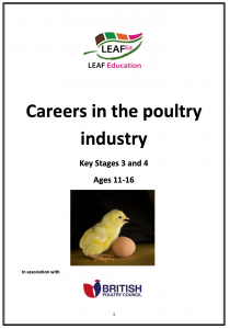 Careers in the poultry industry