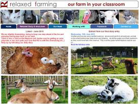 Relaxed Farming: Our farm in your classroom