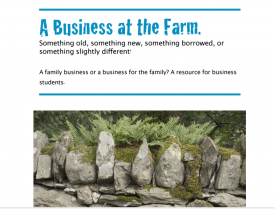 A business at the farm