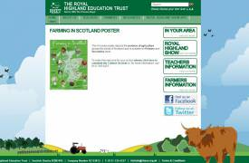 Farming in Scotland