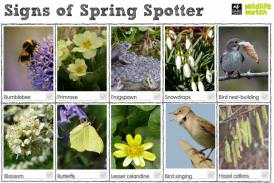 Wildlife spotting sheets
