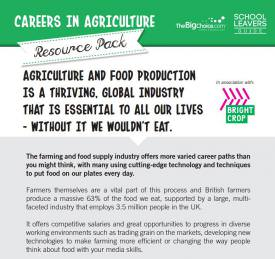 Careers in Agriculture guide