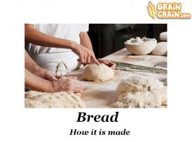 Bread: how it is made